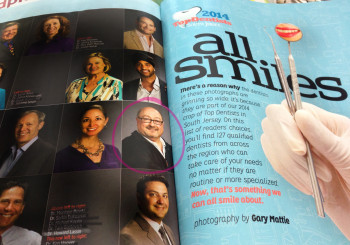 SOUTH JERSEY TOP DENTIST 2014