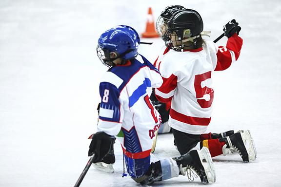 Mouth Guard Hockey Kids 2014
