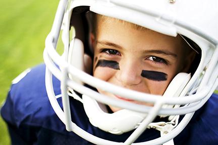 Mouth Guard Kid Football 2014