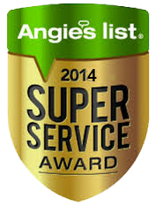 ANGIE'S LIST TOP AWARD